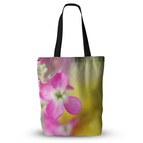 "Beth Engel ""Lucky One"" Floral Photography Everything Tote Bag - Outlet Item"
