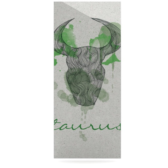 "Belinda Gillies ""Taurus"" Luxe Rectangle Panel - KESS InHouse  - 1"