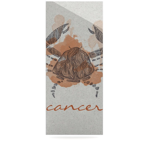 "Belinda Gillies ""Cancer"" Luxe Rectangle Panel - KESS InHouse  - 1"