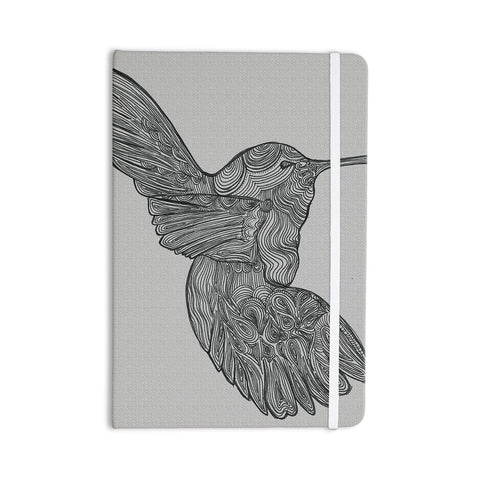 "Belinda Gillies ""Hummingbird"" Everything Notebook - KESS InHouse  - 1"
