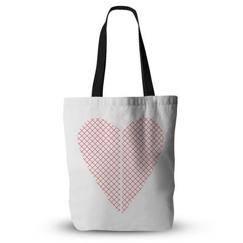 "Belinda Gillies ""Cross My Heart"" Tote Bag - Outlet Item"