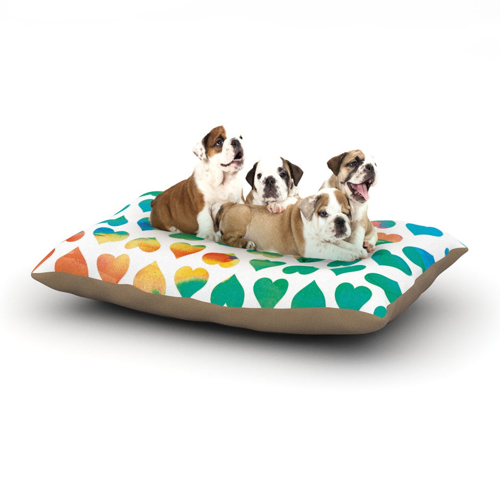 "Budi Kwan ""Be Mine"" Dog Bed - KESS InHouse  - 1"