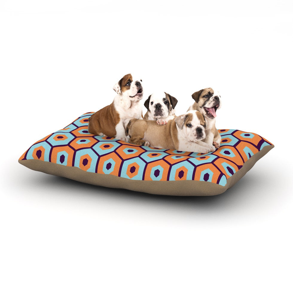"Budi Kwan ""Busy"" Dog Bed - KESS InHouse  - 1"