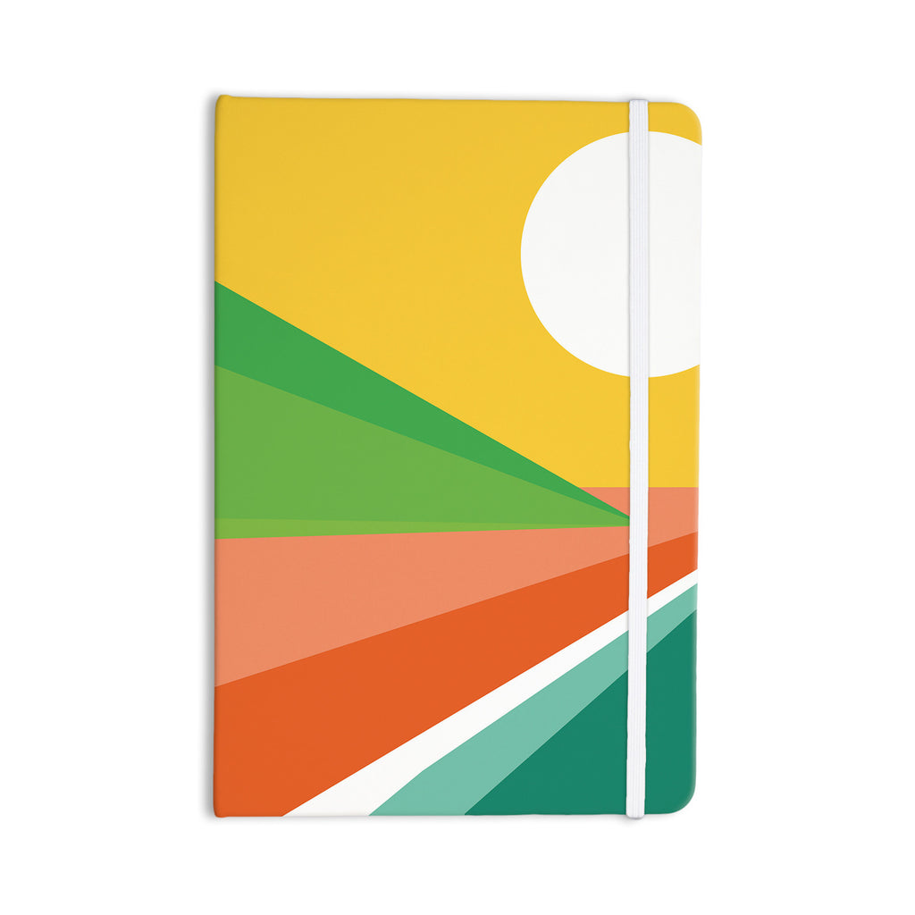 "Budi Kwan ""Beach"" Everything Notebook - KESS InHouse  - 1"