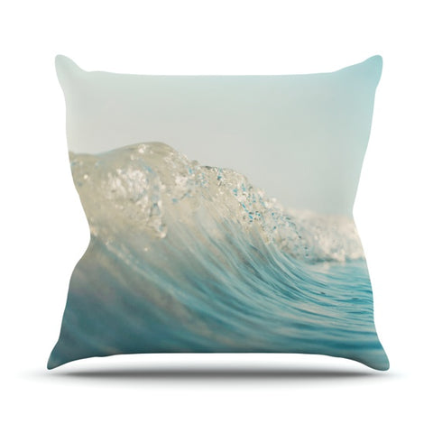 "Bree Madden ""Summer Time"" Outdoor Throw Pillow - Outlet Item"
