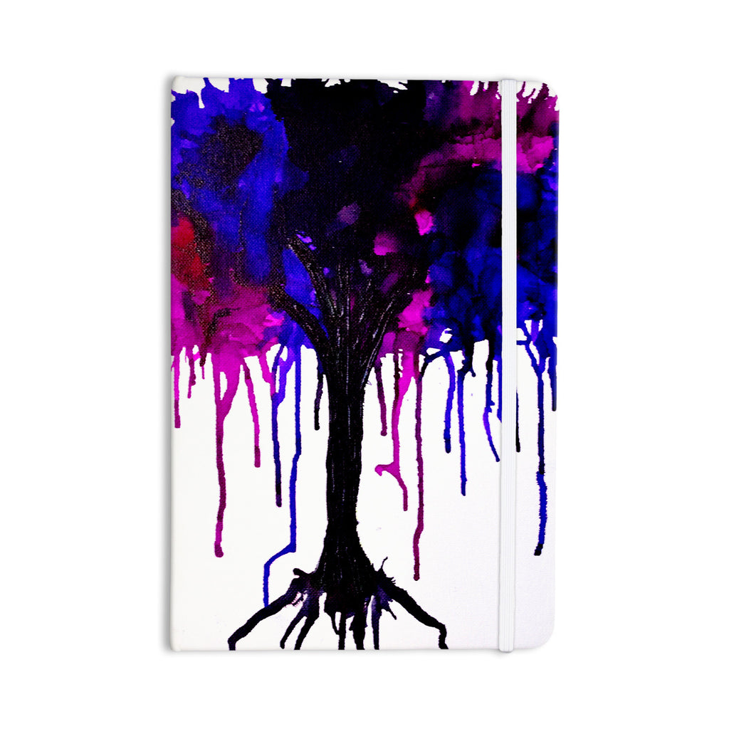 "Claire Day ""Weeping Willow"" Everything Notebook - KESS InHouse  - 1"