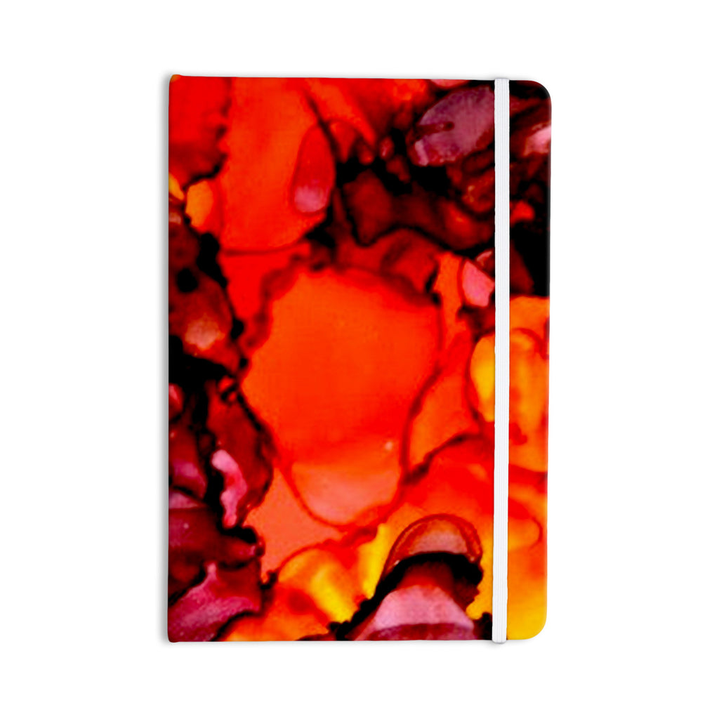 "Claire Day ""Mordor"" Everything Notebook - KESS InHouse  - 1"