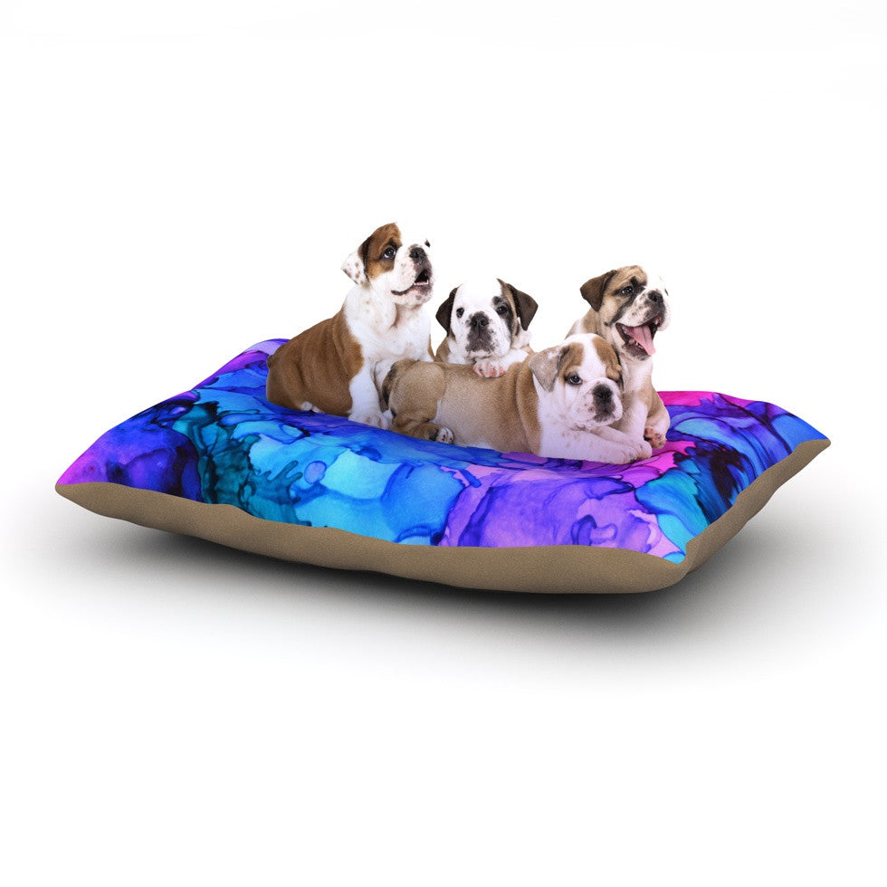 "Claire Day ""Audrey"" Dog Bed - KESS InHouse  - 1"