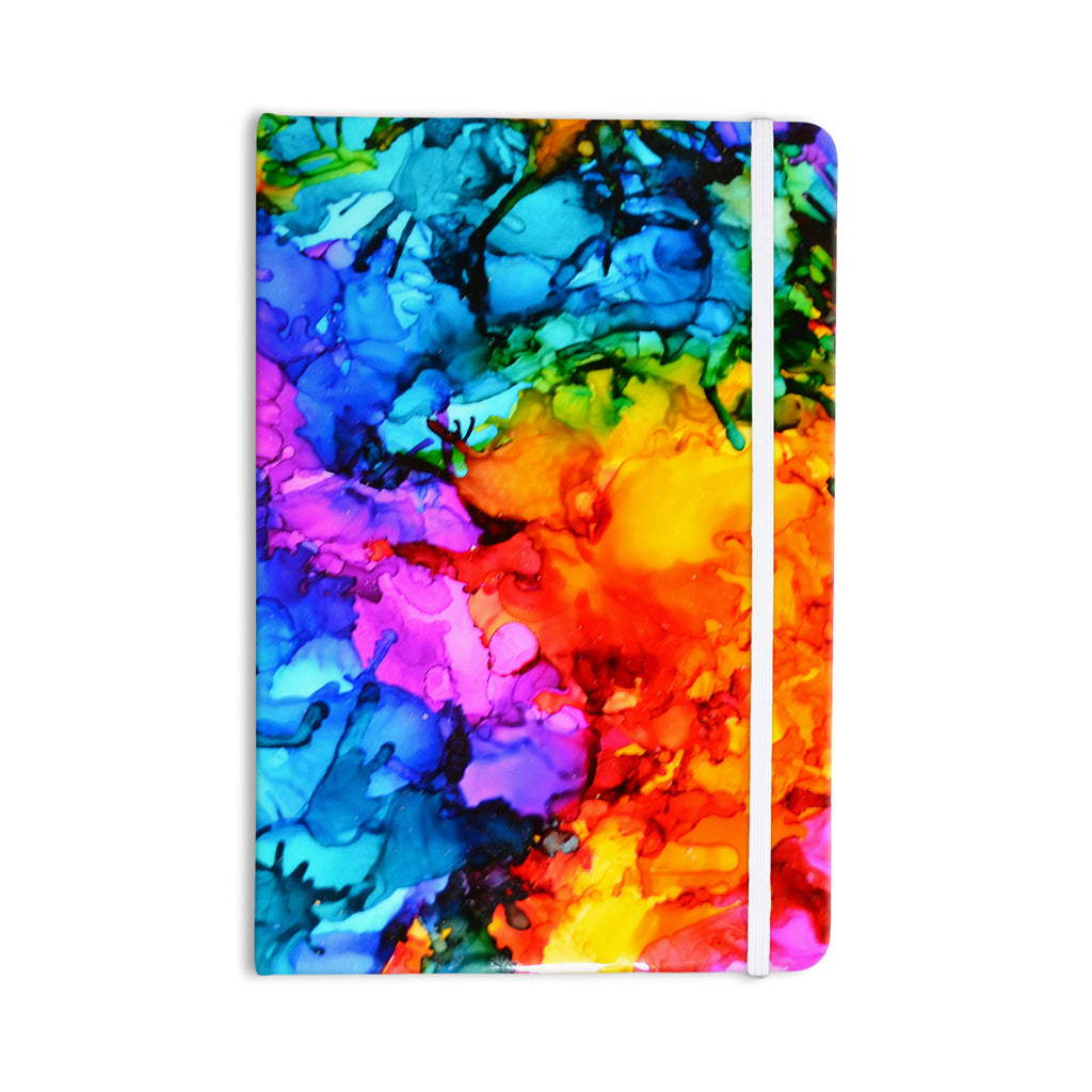 "Claire Day ""Sweet Sour II"" Everything Notebook - KESS InHouse  - 1"