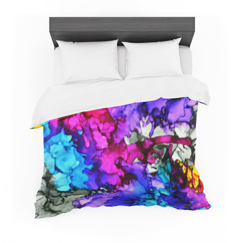 "Claire Day ""Indie Chic"" Featherweight Duvet Cover"