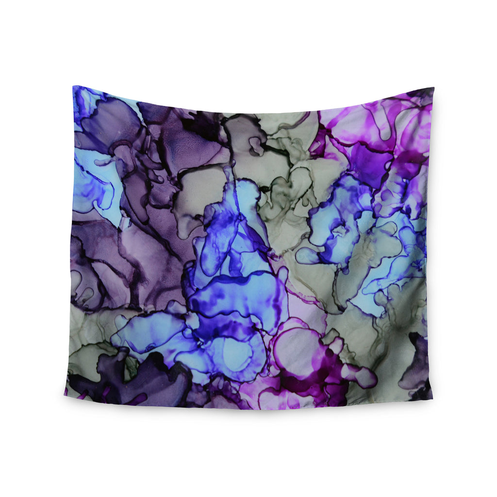 "Claire Day ""String Theory"" Wall Tapestry - KESS InHouse  - 1"