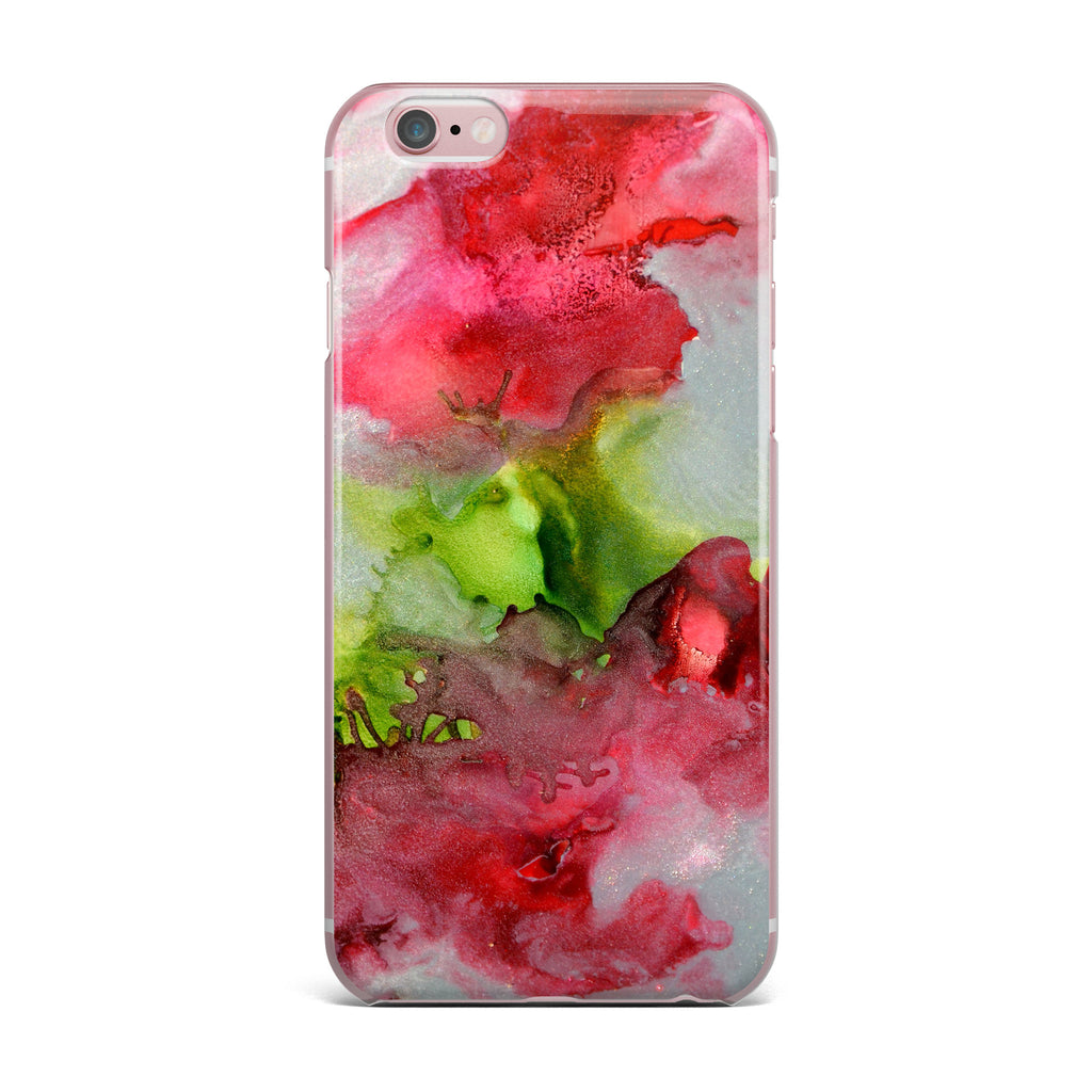 hot sale online 0e513 3b77e Peace On Earth iPhone Case By Claire Day | KESS InHouse