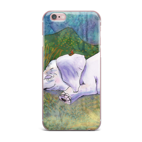 "Catherine Holcombe ""Ernie's Dream"" iPhone Case - KESS InHouse"