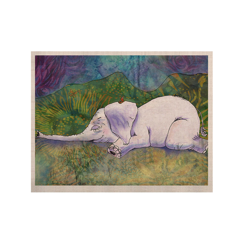 "Catherine Holcombe ""Ernie's Dream"" KESS Naturals Canvas (Frame not Included) - KESS InHouse  - 1"