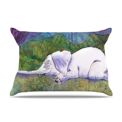 "Catherine Holcombe ""Ernie's Dream"" Pillow Sham - KESS InHouse"