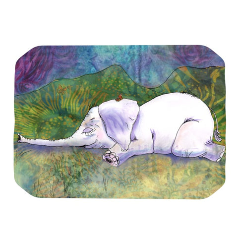 "Catherine Holcombe ""Ernie's Dream"" Place Mat - KESS InHouse"