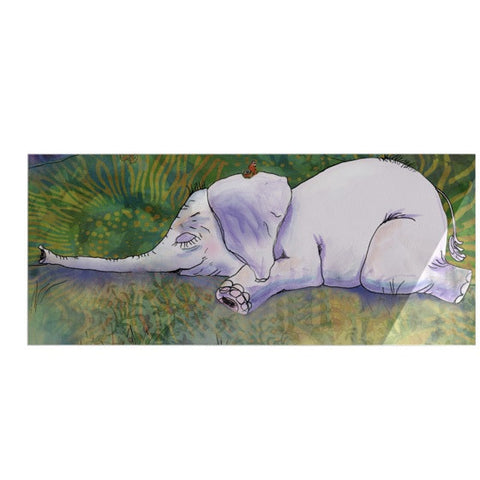 "Catherine Holcombe ""Ernie's Dream"" Luxe Rectangle Panel - KESS InHouse  - 1"