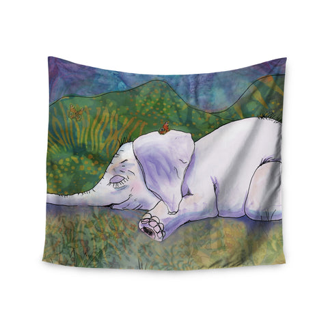 "Catherine Holcombe ""Ernie's Dream"" Wall Tapestry - KESS InHouse  - 1"
