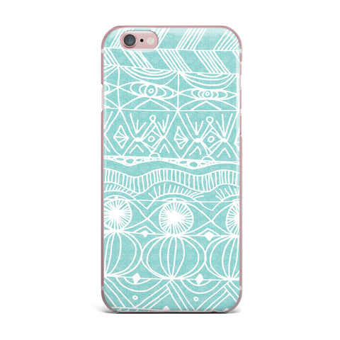 "Catherine Holcombe ""Beach Blanket Bingo"" iPhone Case - KESS InHouse"