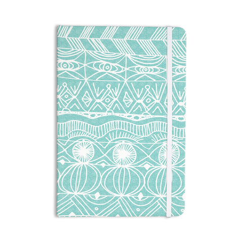 "Catherine Holcombe ""Beach Blanket Bingo"" Everything Notebook - KESS InHouse  - 1"