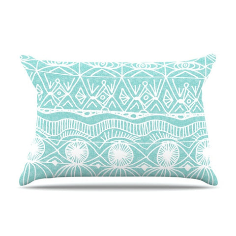"Catherine Holcombe ""Beach Blanket Bingo"" Pillow Sham - KESS InHouse"