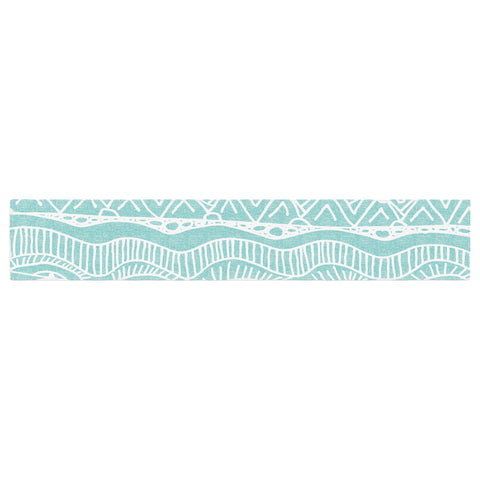 "Catherine Holcombe ""Beach Blanket Bingo""  Table Runner - Outlet Item"