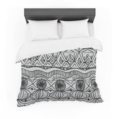 "Catherine Holcombe ""Blanket of Confusion"" Cotton Duvet"