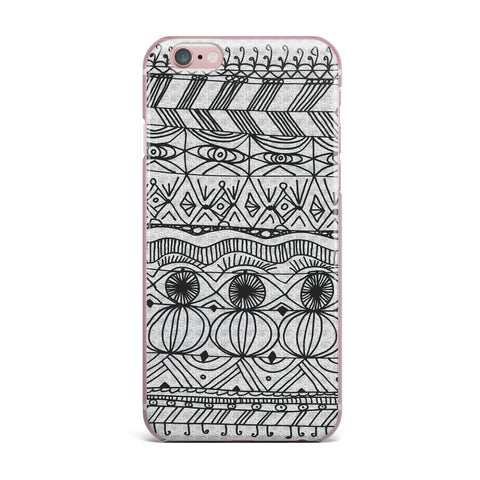 "Catherine Holcombe ""Blanket of Confusion"" iPhone Case - KESS InHouse"