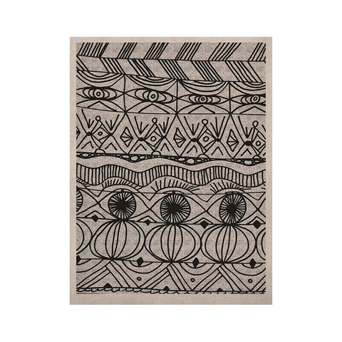 "Catherine Holcombe ""Blanket of Confusion"" KESS Naturals Canvas (Frame not Included) - KESS InHouse  - 1"