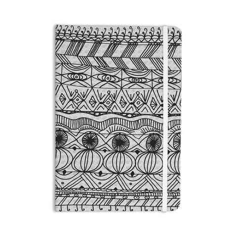 "Catherine Holcombe ""Blanket of Confusion"" Everything Notebook - KESS InHouse  - 1"
