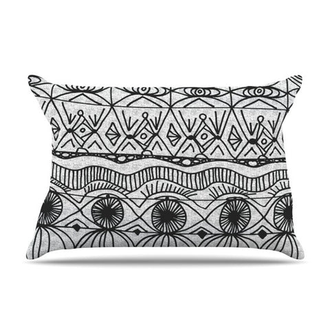 "Catherine Holcombe ""Blanket of Confusion"" Pillow Sham - KESS InHouse"