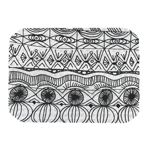 "Catherine Holcombe ""Blanket of Confusion"" Place Mat - Outlet Item"