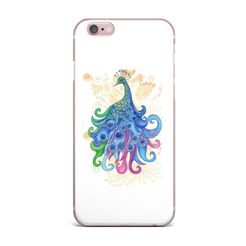 "Catherine Holcombe ""Peace"" iPhone Case - KESS InHouse"