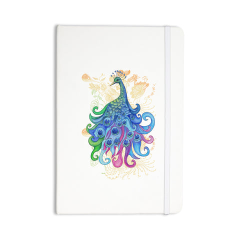 "Catherine Holcombe ""Peace"" Everything Notebook - KESS InHouse  - 1"