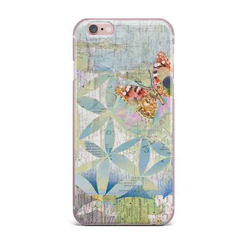 "Catherine Holcombe ""Miraculous Recovery"" Butterfly iPhone Case - KESS InHouse"