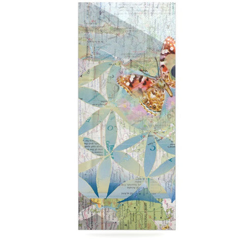 "Catherine Holcombe ""Miraculous Recovery"" Butterfly Luxe Rectangle Panel - KESS InHouse  - 1"