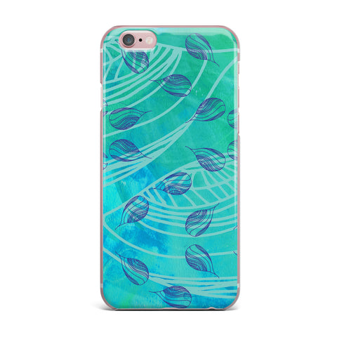 "Catherine Holcombe ""Sweet Summer Swim"" iPhone Case - KESS InHouse"