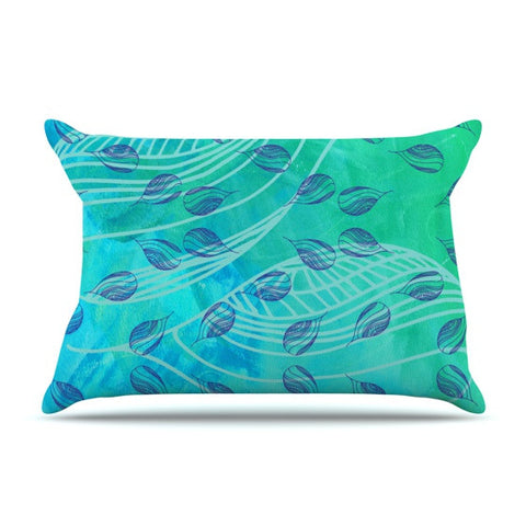 "Catherine Holcombe ""Sweet Summer Swim"" Pillow Sham - KESS InHouse"