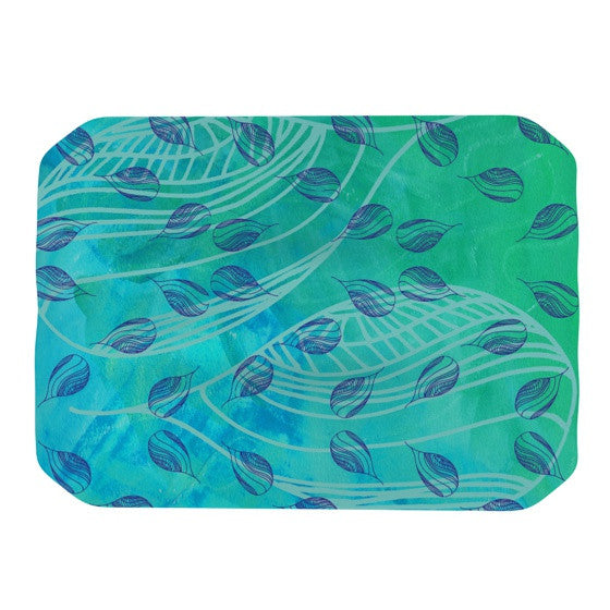 "Catherine Holcombe ""Sweet Summer Swim"" Place Mat - KESS InHouse"