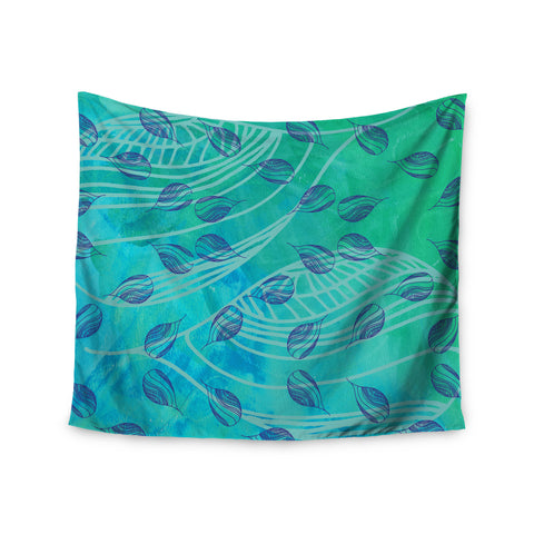 "Catherine Holcombe ""Sweet Summer Swim"" Wall Tapestry - KESS InHouse  - 1"