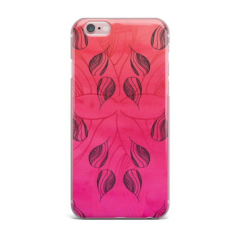 "Catherine Holcombe ""Summer Sunset"" iPhone Case - KESS InHouse"