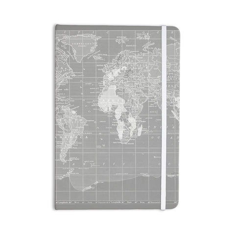 "Catherine Holcombe ""The Olde World"" Everything Notebook - KESS InHouse  - 1"