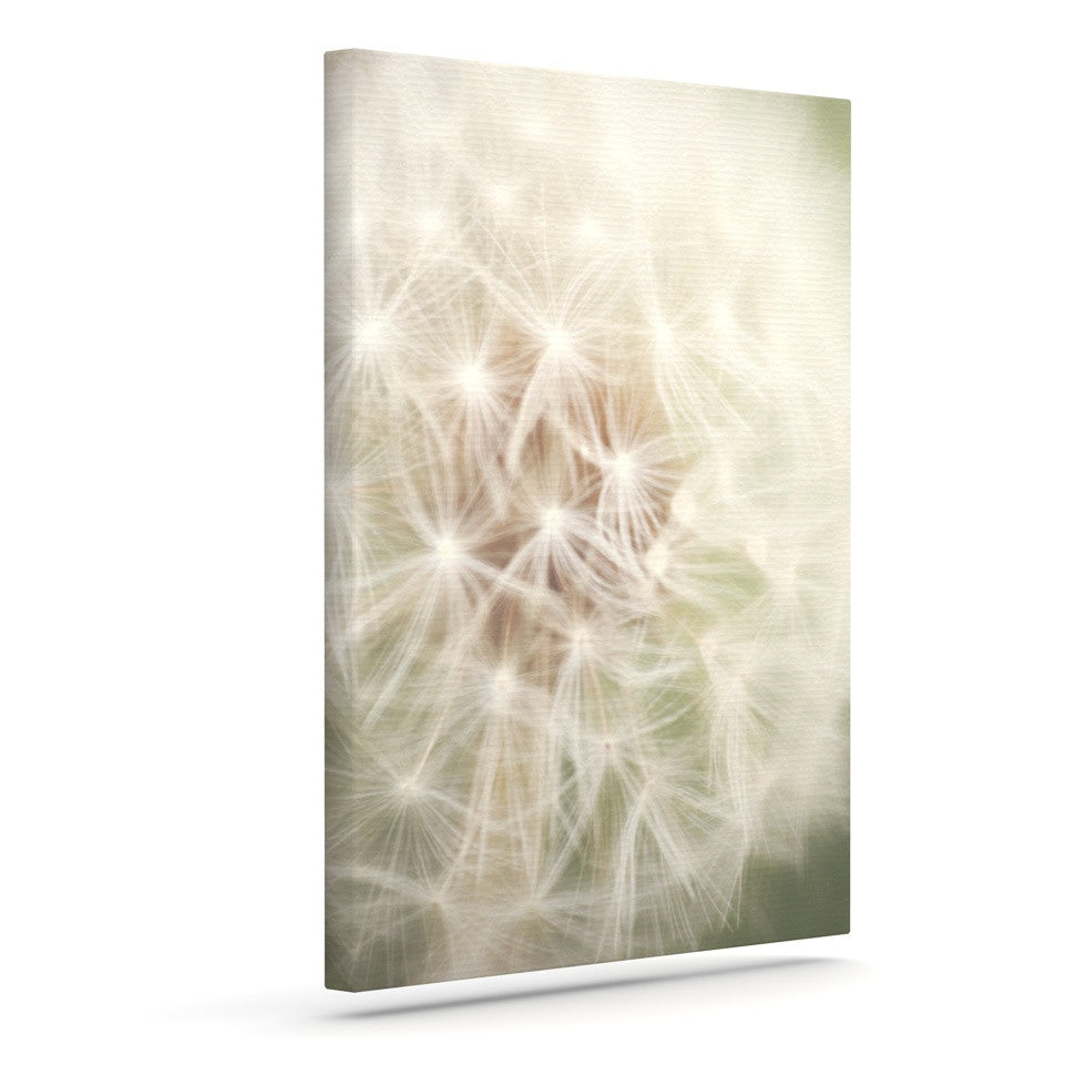 "Catherine McDonald ""Dandelion"" Outdoor Canvas Wall Art - KESS InHouse  - 1"
