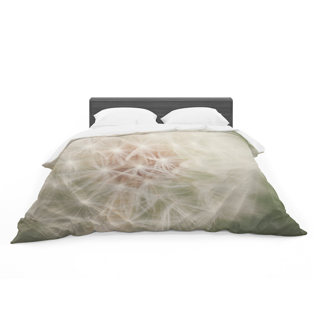 "Catherine McDonald ""Dandelion"" Featherweight Duvet Cover"