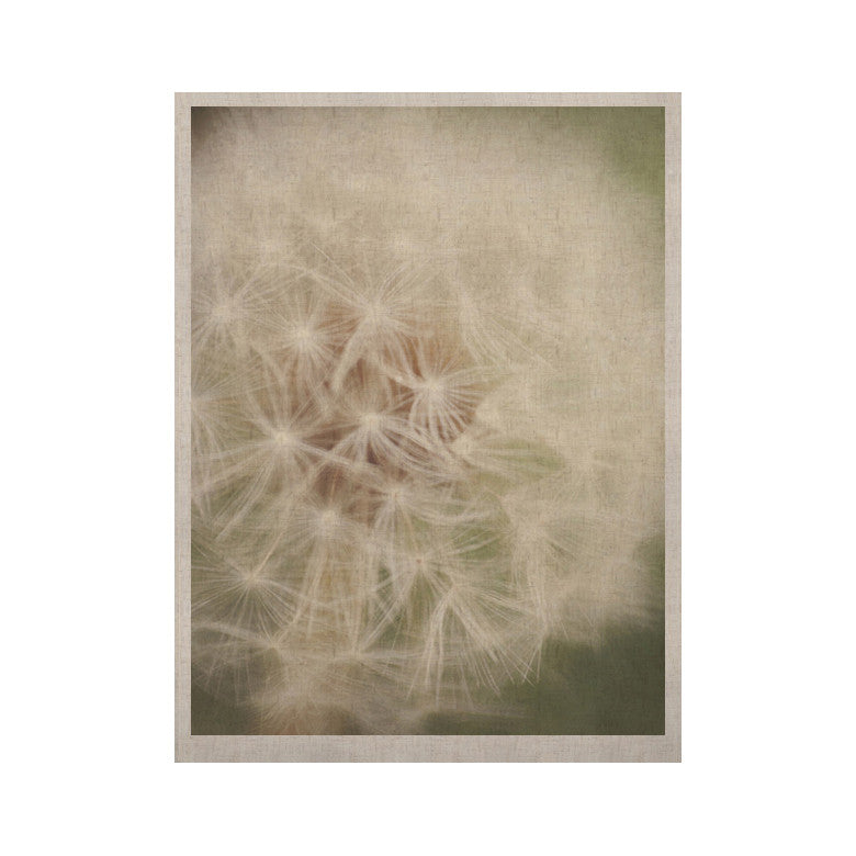 "Catherine McDonald ""Dandelion"" KESS Naturals Canvas (Frame not Included) - KESS InHouse  - 1"