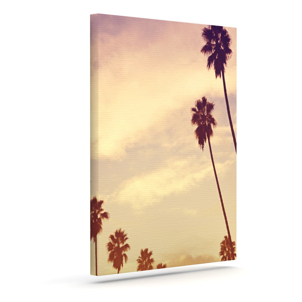 "Catherine McDonald ""Endless Summer"" Outdoor Canvas Wall Art - KESS InHouse  - 1"