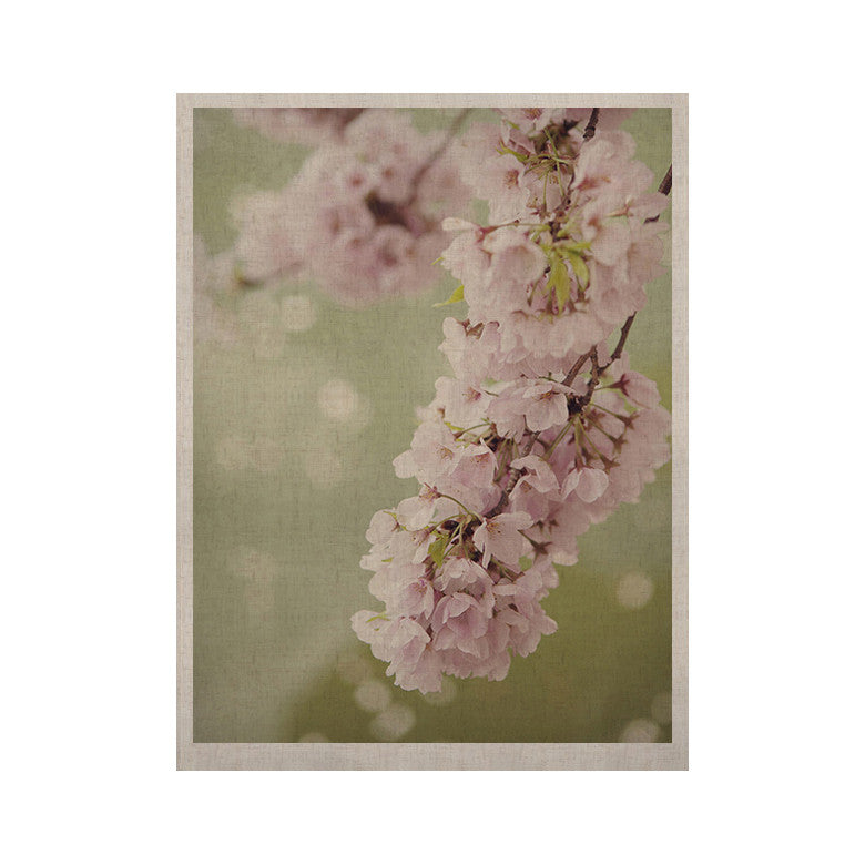 "Catherine McDonald ""Cherry Blossom"" KESS Naturals Canvas (Frame not Included) - KESS InHouse  - 1"