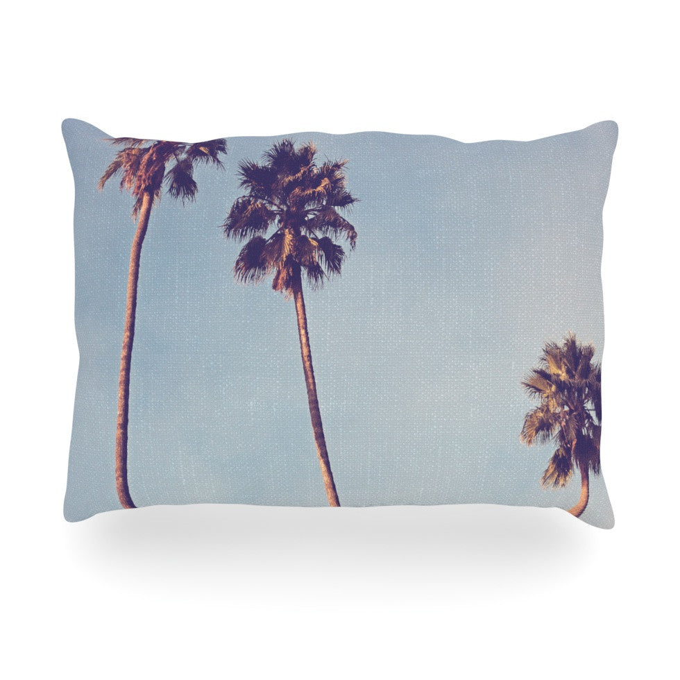 "Catherine McDonald ""Sunshine and Warmth"" Oblong Pillow - KESS InHouse"