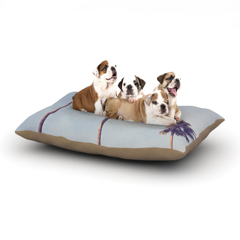 "Catherine McDonald ""Sunshine and Warmth"" Dog Bed - KESS InHouse  - 1"