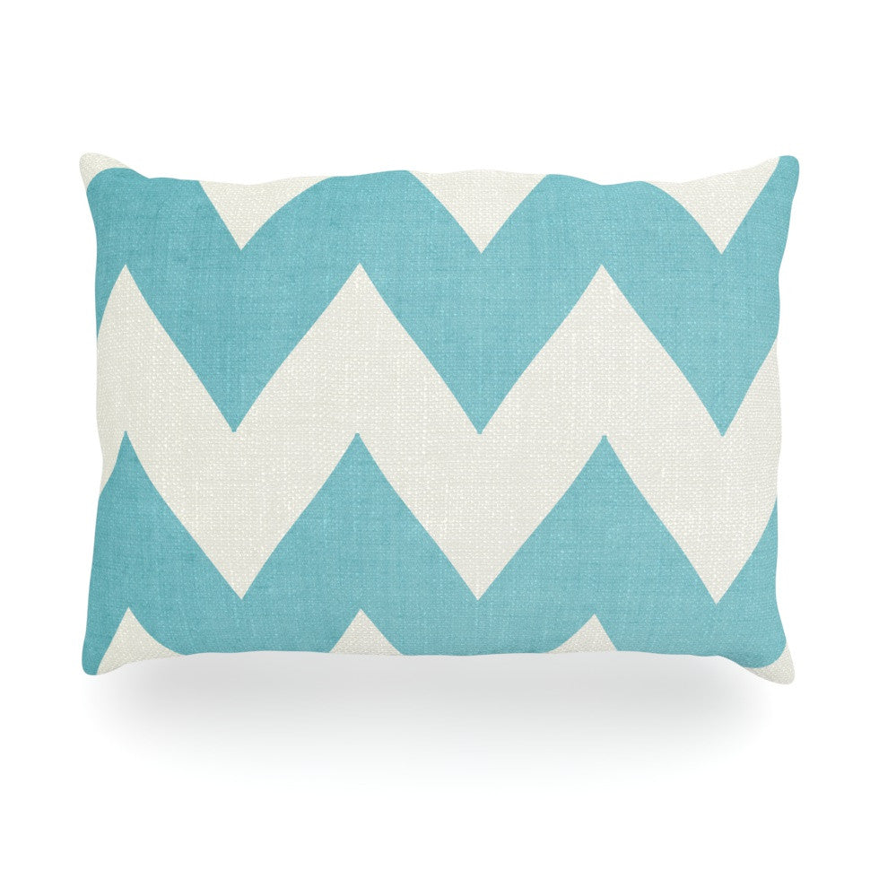 "Catherine McDonald ""Salt Water Cure"" Oblong Pillow - KESS InHouse"